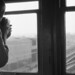 filming from within the HO Signal Tower Horseheads NY 1961