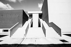 Step Up (Cristiano Secci) Tags: bw contrast stair step