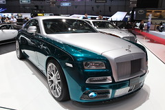 Rolls-Royce by Mansory