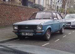 04042014403 (uk_senator) Tags: blue ford mk2 1979 escort tatty ghia battered