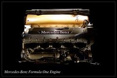 Mercedes-Benz Formula One Engine (Matthias Harbers) Tags: auto car sport museum photoshop germany deutschland one automobile power stuttgart sony text engine cybershot f1 racing mercedesbenz frame labs formula vehicle dxo motor hdr v10 topaz badcannstatt badenwürttemberg 3xp photomatix mercedesbenzmuseum automobilemuseum rx100 akvis flickraward formulaoneengine