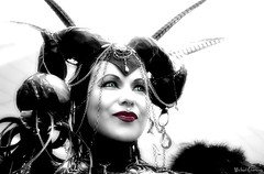 Wicked... (Ring of Fire Hot Sauce 1) Tags: cosplay maleficent a sinfisted wondercon2014