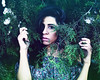 (GmPresents) Tags: trees wild girl beautiful leaves fashion leav