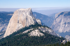 Half Dome (Jake Pfaffenroth) Tags: summer mountains landscape nationalpark outdoor yosemite halfdome yosemitenationalpark nikond5100 sigma17702840c