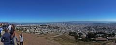 2013-09-15 09-22 Kalifornien 003 San Francisco, Twin Peaks