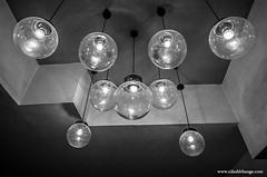 Lamps (bnilesh) Tags: light glass bulb interior decoration hanging lamps