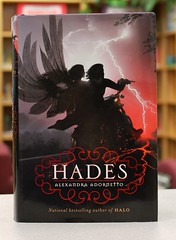 Hades (Vernon Barford School Library) Tags: new school fiction 2 two angel reading book high adult good library libraries hell hard young reads teenagers evil halo books read fantasy cover angels alexandra junior teenager novel covers bookcover middle youngadult vernon ya recent hades bookcovers trilogy novels fictional hardcover youngadultfiction barford fantasyfiction hardcovers vernonbarford adornetto 9780312656270