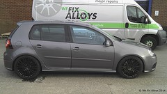 "Custom alloy wheel refurbisment by We Fix Alloys • <a style=""font-size:0.8em;"" href=""http://www.flickr.com/photos/75836697@N06/14101502581/"" target=""_blank"">View on Flickr</a>"
