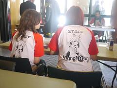 Caisses - Mang'Azur 2014 - P1820817 (styeb) Tags: 26 manga convention palais neptune avril azur 2014 toulon afj mangazur