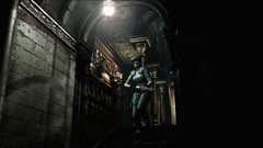 Resident Evil HD Remaster (rickyboy123) Tags: chris original wallpaper one pc scary jill zombie 4 evil atmosphere xbox games ps1 horror hd mansion zombies playstation resident wesker remaster
