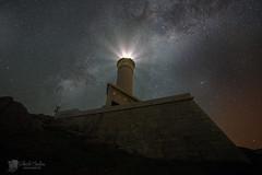 Faro Punta Nariga (Chencho Mendoza) Tags: lighthouse faro nikon nocturna malpica costadamorte d610 puntanariga chenchomendoza