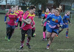 Penallta Minerbirds v Senghenydd Sirens (Penallta Photographics) Tags: ball game minerbirds minerbirdssirens mud penallta penalltaminerbirds penalltarfc rugby rugbyunion senghenydd senghenyddsirens sirens sport womensrugby wru ystradmynach wales pitch tackle