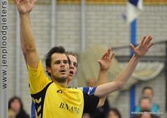 BW_Dalto_150207_54_DSC_6037 (RV_61, pics are all rights reserved) Tags: amsterdam korfbal blauwwit dalto korfballeague robvisser rvpics blauwwithal