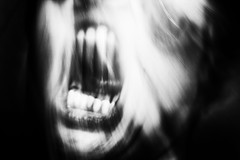 (Nassia Kapa) Tags: portrait dark exposure teeth surreal anger passion unusual drama emotions demons nassiakapa