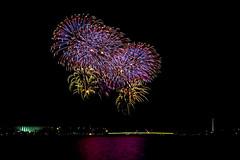 Australia Day Fireworks 2015, Canberra (David Tao Photography) Tags: fireworks canberra australiaday lakeburleygriffin
