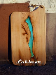 Chopping board with tarn (LAKBEAR(D)) Tags: bear door wood blue red white black green art home stone trash vintage beard keys mirror diy artwork stencil chair colorful ceramics paint acrylic symbol box recycled handmade lace mosaic metallic painted board indigo style polish tools used shelf canvas plastic fabric frame drawer attic rug antiques wardrobe resin tradition squish magnet footprint carbootsale choppingboard stripy steampunk patterned decoupage thonet enamel reused paintedfurniture madebyhand upcycled restyled myowndesign pentart waxpaste stepbystepphotos lakbear