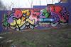 Zenor (tombomb20) Tags: park street art wall graffiti paint tag leeds spray hyde lettering graff klone 2061 rosebank tfa 2015 zenor tombomb20 zenor2061 klonism