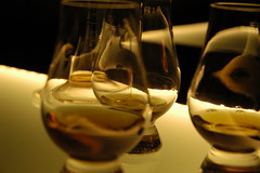Whisky Blending at Usher's