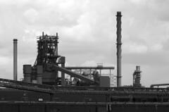 black giant (steelworks by OAE) Tags: industry iron steel duisburg thyssen industrie blast stahl steelworks eisen hochofen riese furnance schwarzer thyssenkrupp schwelgern