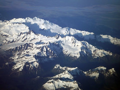 Shattered (Sotosoroto) Tags: alaska aerial mountains chugach chugachmountains snow glacier copperriver