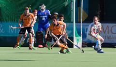 15054258 (roel.ubels) Tags: hockey amsterdam sport oz eindhoven playoffs finale zwart oranje fieldhockey ahbc 2016 topsport knhb