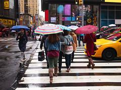 Umbrella Crossing - Times Square (minus6 (tuan)) Tags: mts minus6