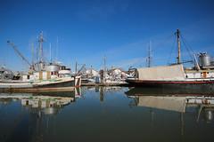 Fishing Boats (jbilohaku) Tags: fish canada vancouver pier muelle boat dock barco ship bc britishcolumbia pesca steveston canad vankuvero fii britakolumbio kanado columbiabritnica
