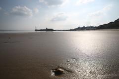 IMG_4312 (Crab2222) Tags: cloud sun beach clouds sand low wide sunny wideangle groyne bournemouth beachhuts sunnyday groynes lowangle