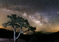 Overlook (John Haggart) Tags: arizona sky night stars sedona az milkyway astrometrydotnet:status=failed astrometrydotnet:id=nova1602970