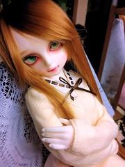 New face, Agatha! (May 16, 2016) (nanatsuhachi) Tags: doll bjd  luts agatha kdf kiddelf lutsdoll 2015winterevent romanticbody