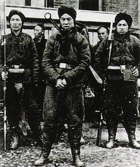 Soldiers of the Qing imperial army in China early 20th century [528x627] #HistoryPorn #history #retro http://ift.tt/1OIi1PO (Histolines) Tags: china history century army early retro imperial timeline soldiers 20th qing vinatage historyporn histolines 528x627 httpifttt1oii1po