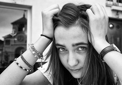 virginia (peo pea) Tags: portrait blackandwhite bw virginia bn ritratto bianconero