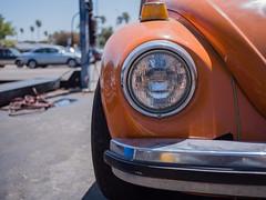 Bug (Jim Van Cura) Tags: vw bug volkswagen beetle bumper fender headlight