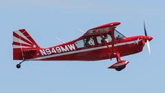 American Champion 8KCAB Decathlon N949MW (ChrisK48) Tags: airplane aircraft champ decathlon dvt 2014 phoenixaz kdvt americanchampion8kcab phoenixdeervalleyairport n949mw