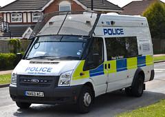 NA63ACJ (Cobalt271) Tags: ford proud police northumbria transit to protect psu livery lwb na63acj