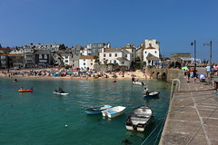 St Ives Harbour (Mike.Dales) Tags: cornwall harbour stives