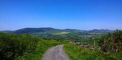 Manx landscape (Chris Kilpatrick) Tags: chris mountain green nature landscape scenery outdoor path bluesky naturalworld isleofman crosby glenvine nokialumia1020