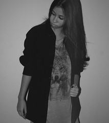 Ana Laura | YD'OM (ARTE - MARK) Tags: blue blackandwhite woman inspiration art love girl fashion dark photography freedom alone emotion creative dramatic angry indie drama darkblue loveless tumblr vsco instagram