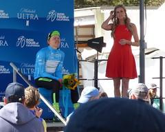 Toms Skujins Cannondale - Podium Girl Allison (leev13tourofcal2012) Tags: california lake girl allison tour 5 stage tahoe podium toms cannondale amgen lodi 2016 skujins