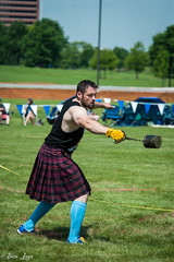 HG16-28 (Photography by Brian Lauer) Tags: illinois scottish games highland athletes heavy scots itasca lifting