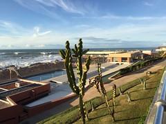Atlantik Panorama (Sabrina @ Maroblog.de) Tags: sea panorama coast meer morocco casablanca marokko brandung aindiab