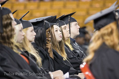 6D-2786.jpg (Tulsa Public Schools) Tags: school people usa oklahoma students student unitedstates graduation tulsa commencement ok alternative graduates tps tulsapublicschools