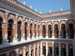 Sadarbari Palace Courtyard (D-Stanley) Tags: palace dhaka bangladesh sonargaon sadarbari
