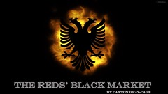 The Reds' Black Market (Caxton Gray-Cage) Tags: fiction russia ukraine historical novel