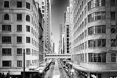Castlereagh Street (Bill Thoo) Tags: street city urban blackandwhite architecture 35mm buildings landscape sony sydney australia explore nsw castlereaghstreet a7rii