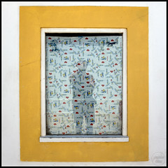 paper algarve   lagos (John FotoHouse) Tags: selfportrait color colour portugal window june architecture reflections square flickr fuji lagos squareformat algarve johndolan dolan leedsflickrgroup johnfotohouse copyrightjdolan fujifilmx100s