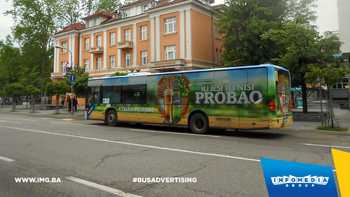 Info Media Group - Lav pivo, BUS Outdoor Advertising, Banja Luka 05-2016 (3)