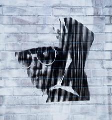 HH-Wheatpaste 2896 (cmdpirx) Tags: street urban color colour pasteup art public wall cutout painting poster fun graffiti stencil nikon paint artist 7100 d space raum wand kunst strasse wheatpaste paste glue hamburg humor cement can spray crew hh piece aerosol kleber wheatepaste schablone kleister ffentlicher kuenstler