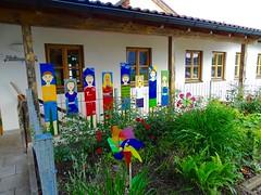 DSC04059 (Mr.J.Martin) Tags: tusslingbavaria bayren germany gapp garden canal village church wildflowers