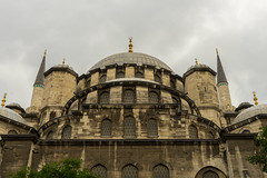 DSC00063-2 (UmitCukurel) Tags: street cloud turkey candle turkiye tram istanbul mosque historical cami turquia touristic eminonu yenicami sirkeci cith